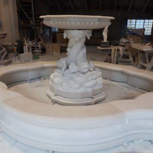 Fontana in thala beige - Rif. 034