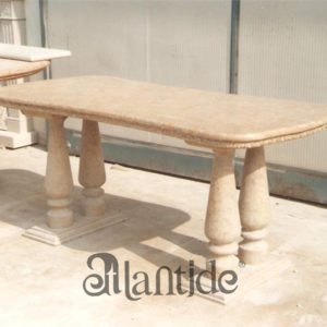 Marble table Giallo Reale - Ref. 060
